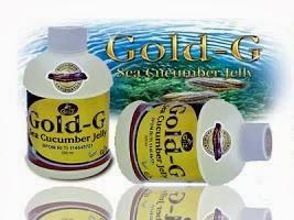 Obat Alami Jelly Gamat Gold-G